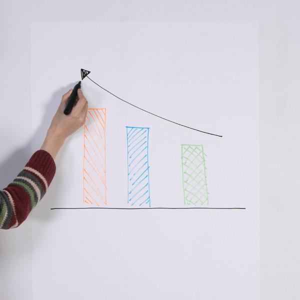 Chytrá stena – Smart Wall Paint - sucho zotierateľný papier