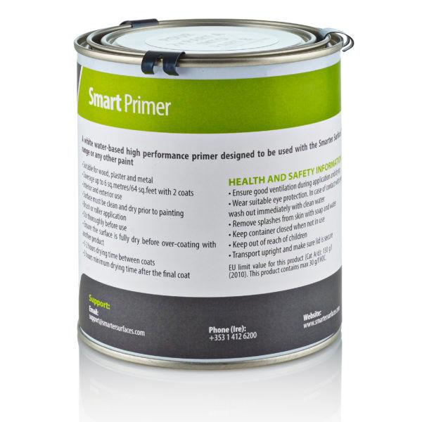 Chytrá stena – Smart Wall Paint - základná farba popis postupu